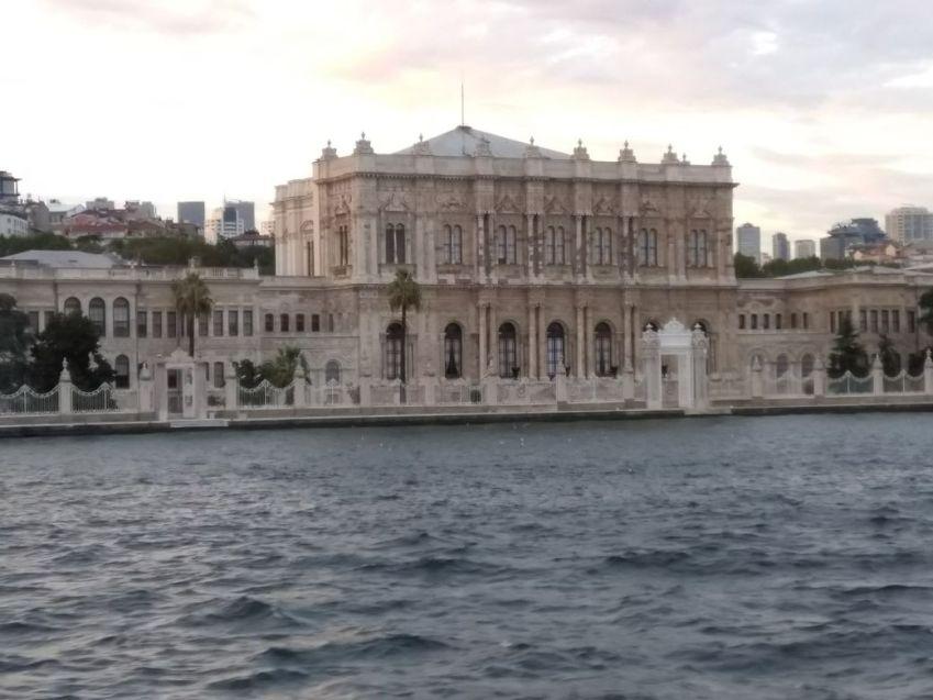 Dolmabahçe Palace, Istanbul (2017); Photo Courtesy: Tanveer Hasan